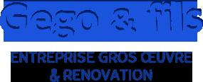 Gego et Fils - Rénovation et transformation